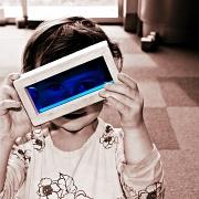 18th Jun 2012 - Cobalt Coloured Glasses?