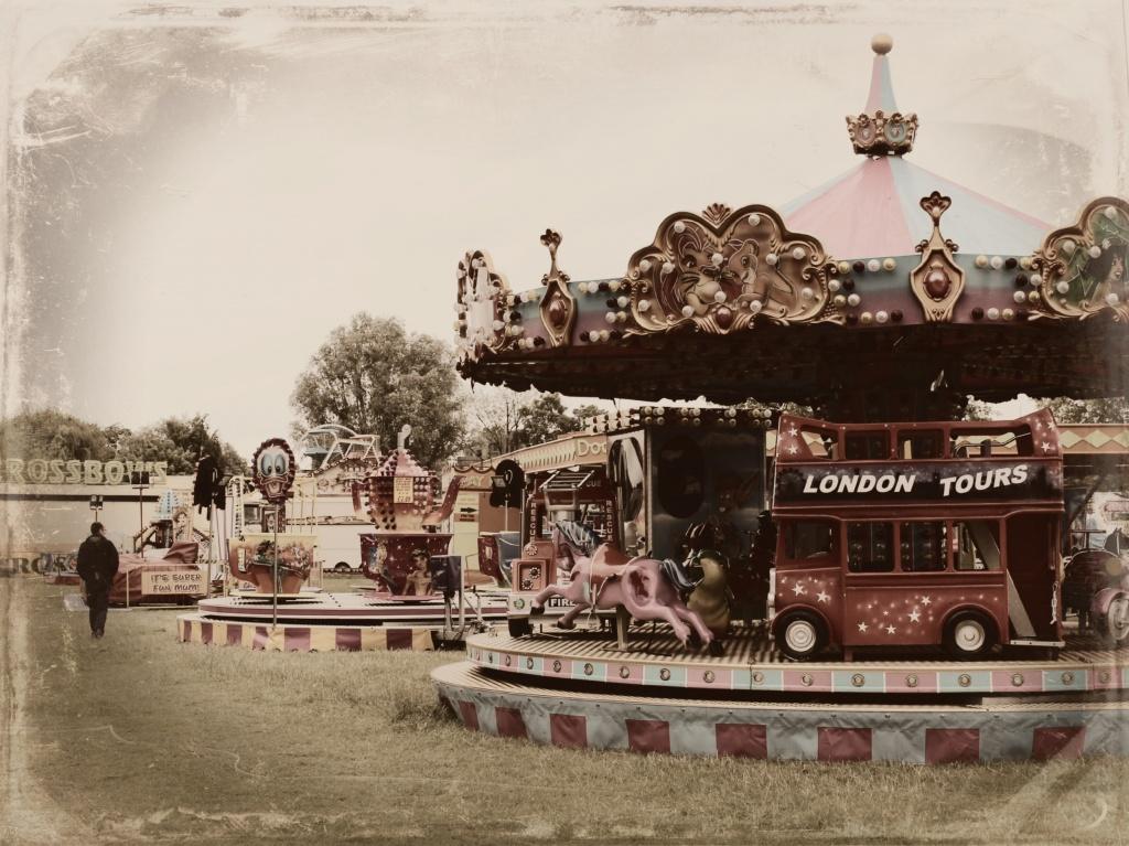 All go at the fair... by judithg
