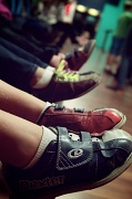 28th Jun 2012 - Bowling shoes