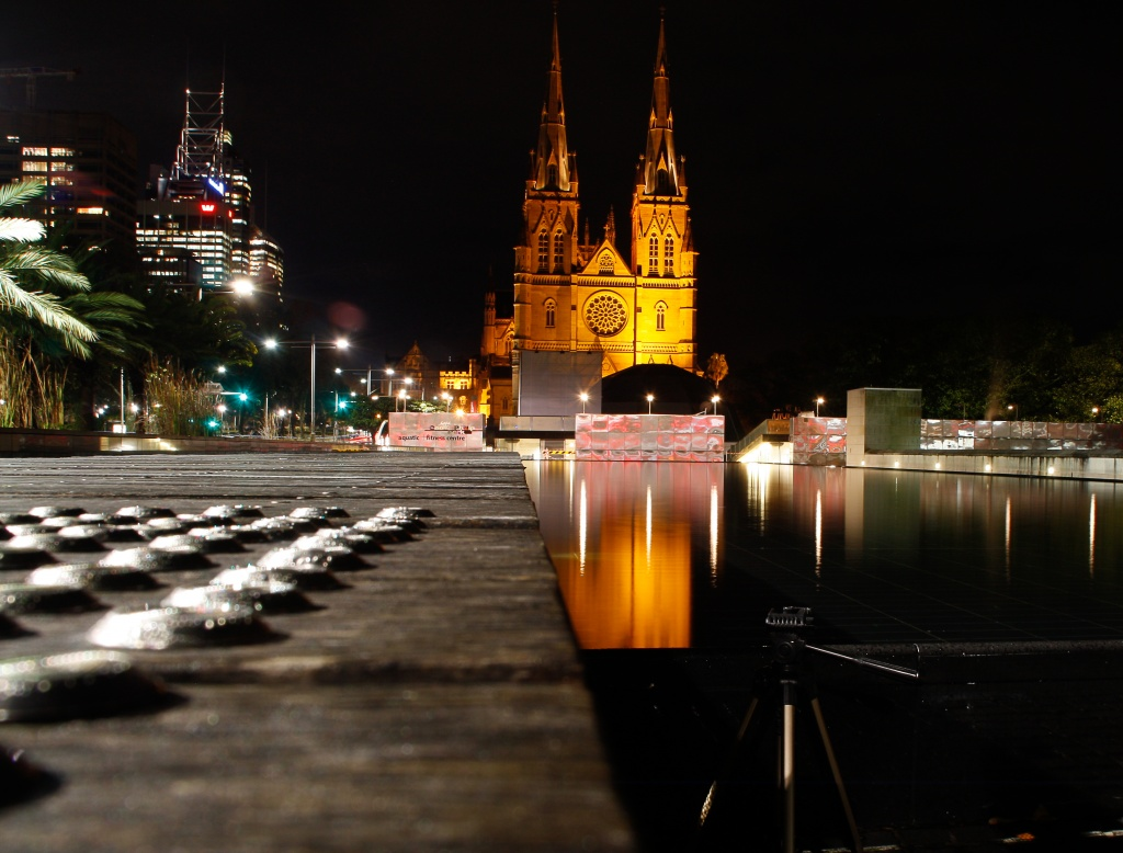 St Mary's cathedral by abhijit