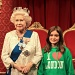 Meeting Queenie by rich57