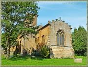 3rd Jul 2012 - Church of St.Peter and St.Paul,Abington Park,Northampton
