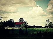 4th Jul 2012 - drive by farmhouse
