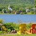 Annapolis Royal, Nova Scotia by Weezilou