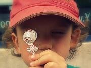 1st Jul 2010 - My Boy and his Lollipop