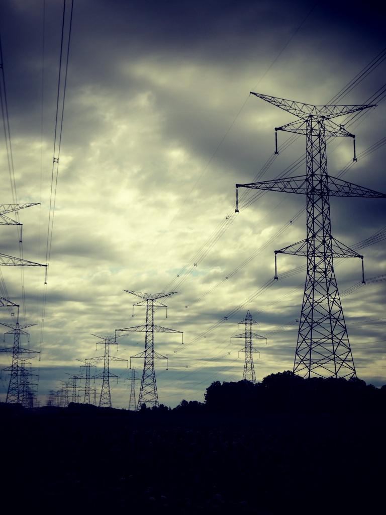 wires by edie