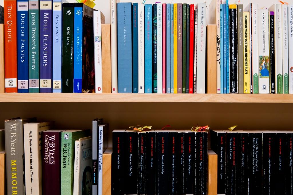 back on the shelf by peadar