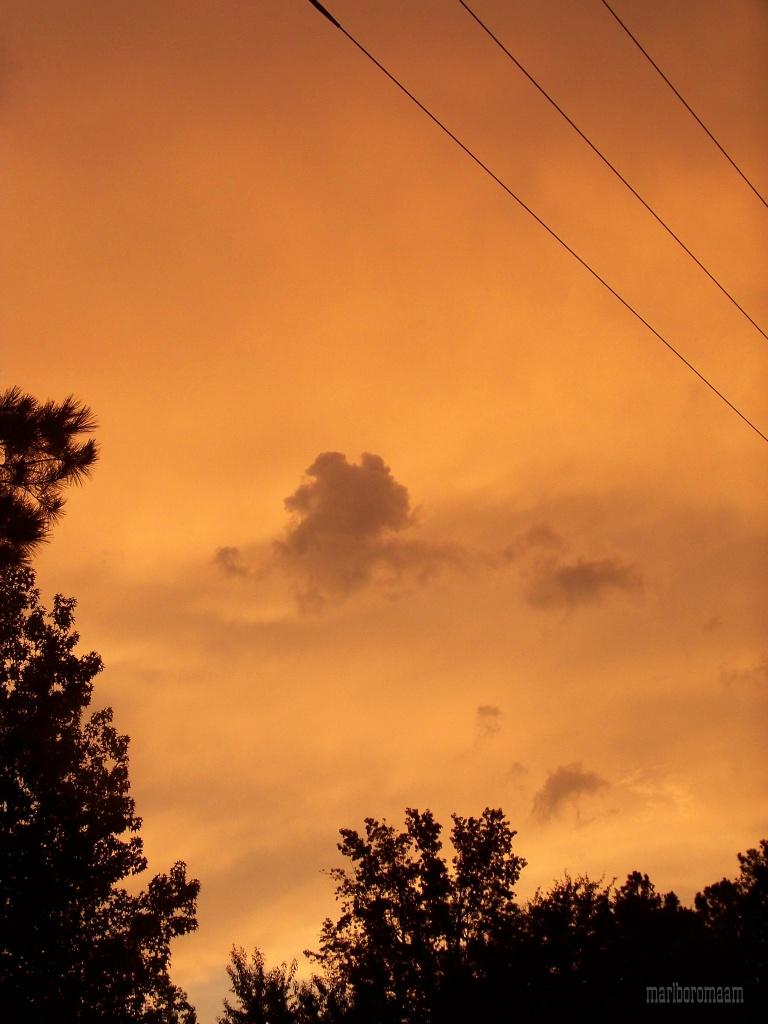 Sundown between the storms... by marlboromaam