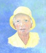 17th Apr 2012 - Painting Of A Dear Friend