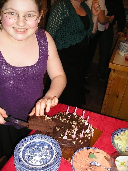 Birthday Girl! by Scrivna