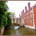 The Bridge of Sighs, Cambridge by busylady