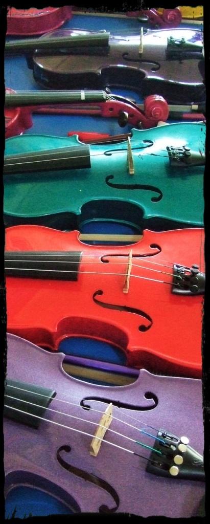 Oh fiddle. by jesperani