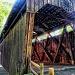 Kidd's Mill Covered Bridge by skipt07