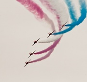 14th Jul 2012 - red arrows