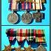 Seven War Medals by ubobohobo