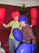 27th Dec 2006 - Boxing!