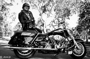 17th Jul 2012 - Proud biker