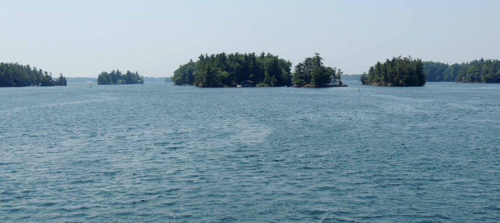 The 1000 Islands by sunnygreenwood