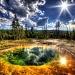 Morning Glory Pool Yellowstone by exposure4u
