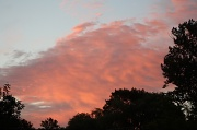 19th Jul 2012 - Cloud formation