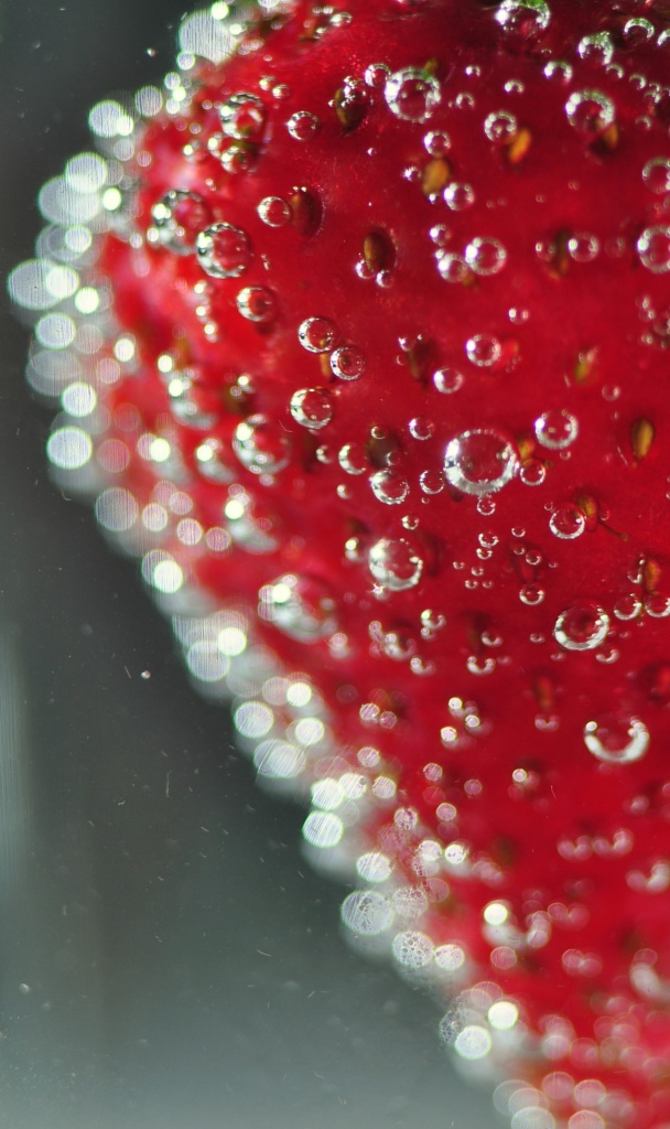 Strawberry Bokeh by jayberg