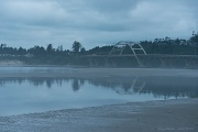 22nd Jul 2012 - Waldport Bridge in Mist