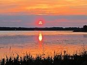 23rd Jul 2012 - Setting sun.
