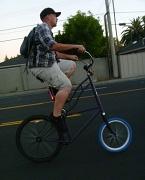 24th Jul 2012 - Jousting Bike