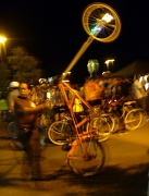 25th Jul 2012 - Orange Chopper Bicycle