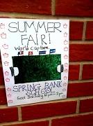 2nd Jul 2010 - Summer Fair!