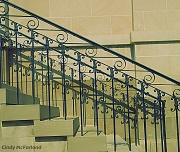 27th Jul 2012 - Stair rails vs. Shadows