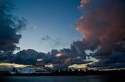 27th Jul 2012 - Evening sky