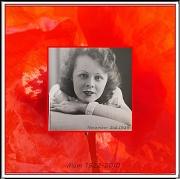 30th Jul 2012 - In Memory Of Mum