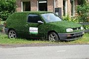 31st Jul 2012 - green car
