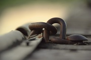 31st Jul 2012 - Boat chain on the dock