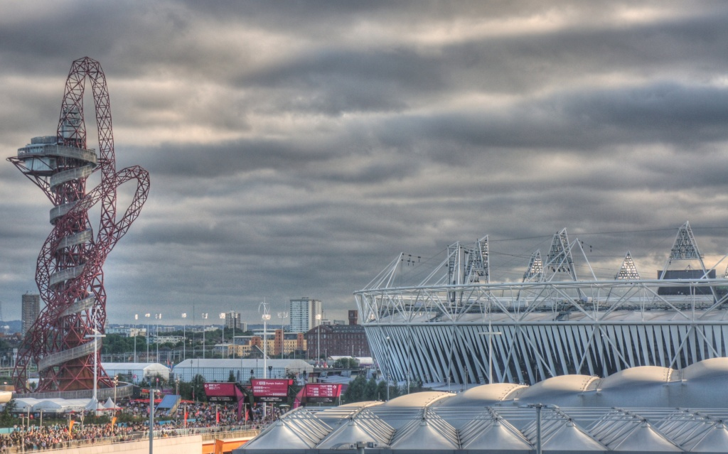 Olympic park by boxplayer