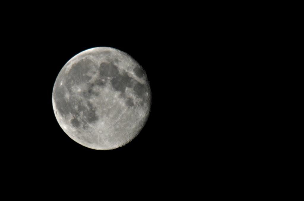 Luna by andycoleborn