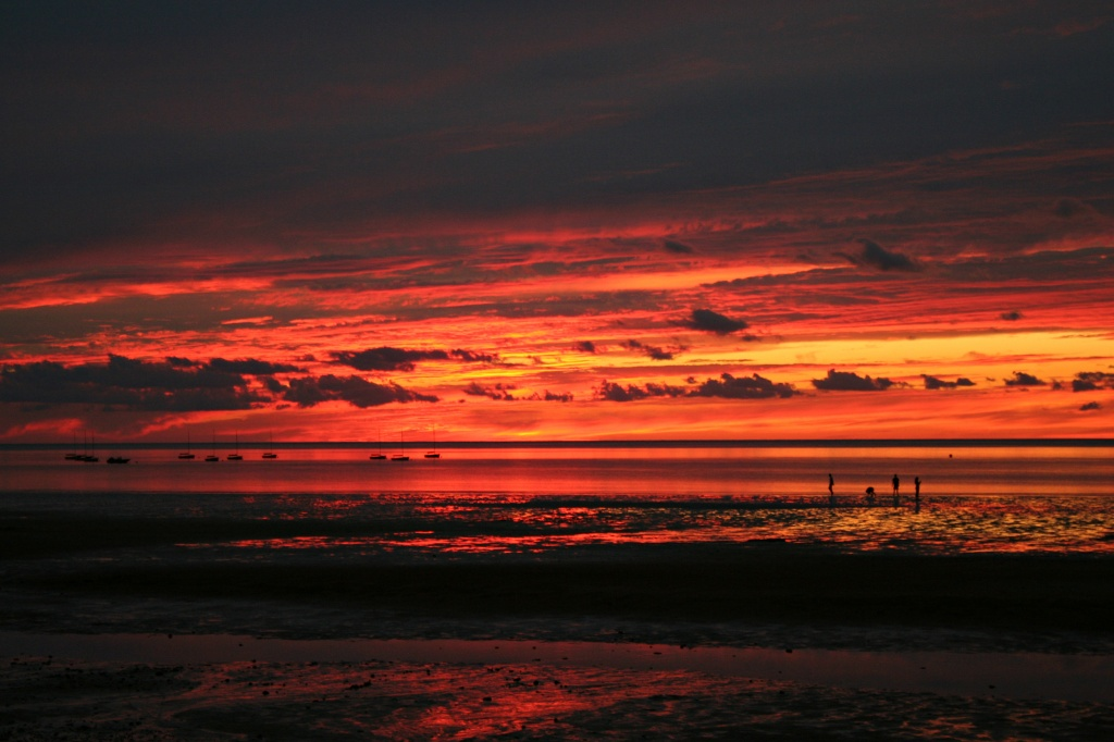Fire in the Sky by lauriehiggins