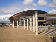 7th Aug 2012 - Cardiff Opera House.