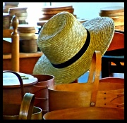 8th Aug 2012 - Shaker boxes and hat