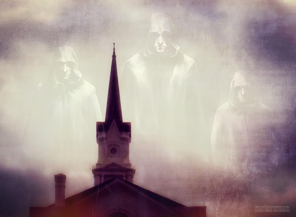 Spirits of the church... by marlboromaam