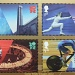 Commemorative Olympic Games Stamps by carolmw