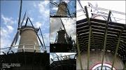 12th Aug 2012 -  Windmill of Sint Maartensdijk