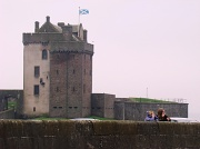 13th Aug 2012 - Broughty Ferry Castle