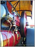 """17th Aug 2012 - Steam Engine""""SURVIVOR"""""""