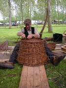 19th Aug 2012 - The basket twiner