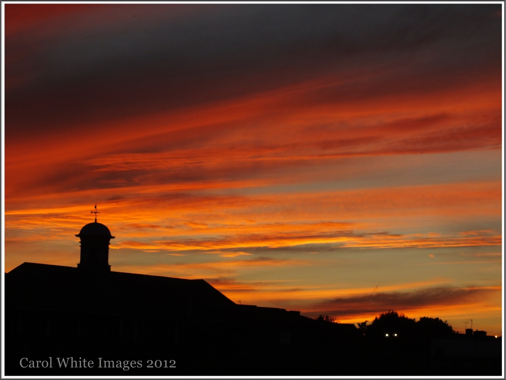 Sunset 2 by carolmw