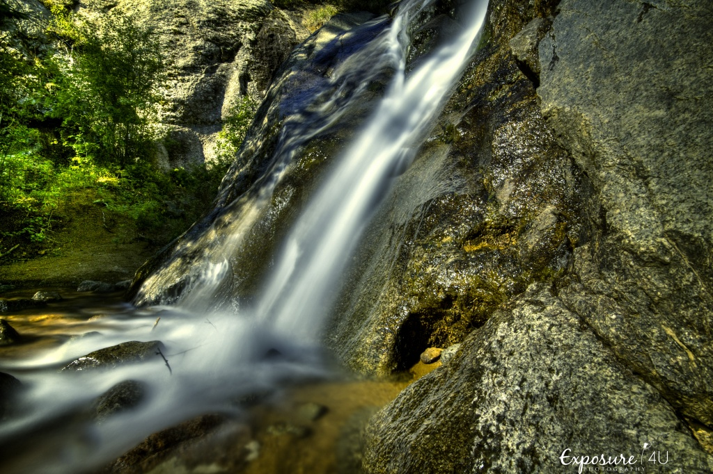 Tranquil Falls by exposure4u