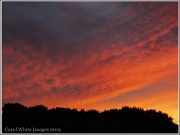 23rd Aug 2012 - Fire In The Sky After Sunset