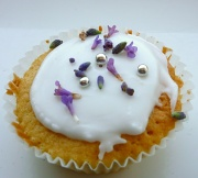 9th Jul 2010 - Lavender Fairy Cakes